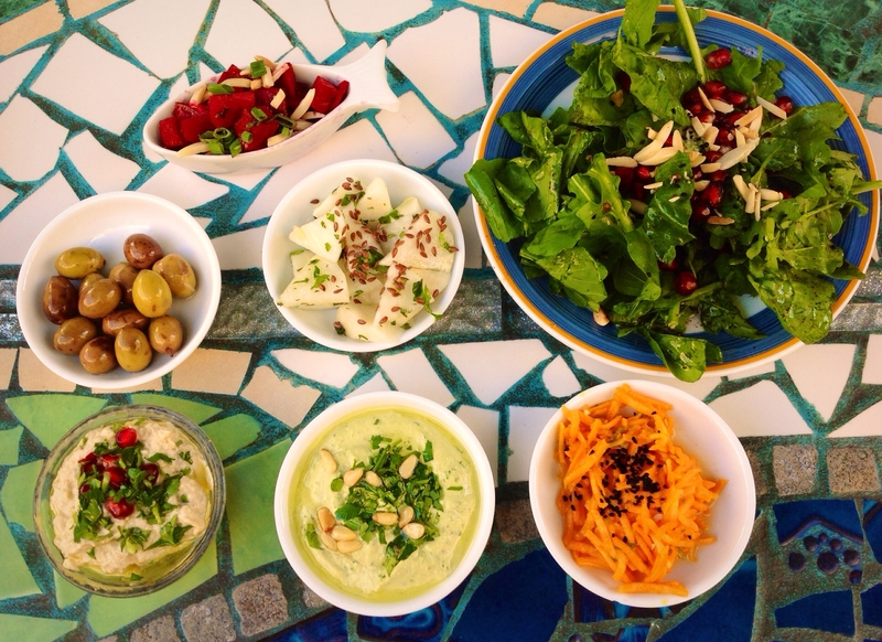 Top 5 Vegan Food Spots in Tel Aviv