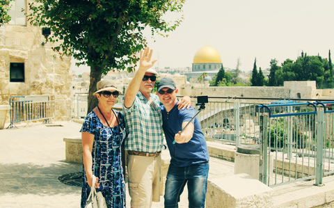 A Day in the Old City of Jerusalem