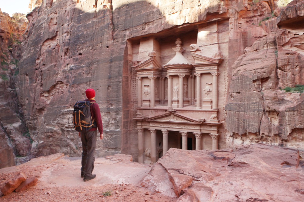 All the ways to get to Petra from Israel