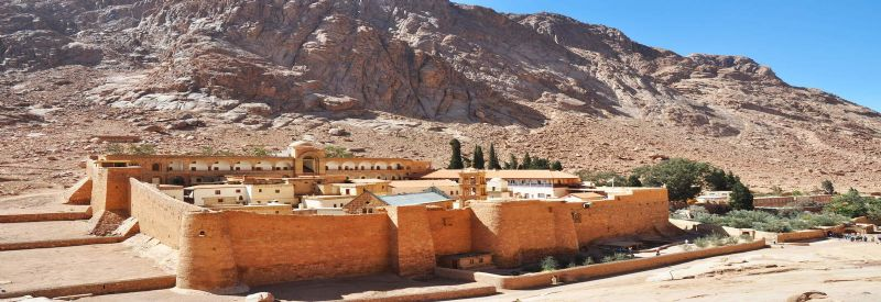 Tour to Saint Catherine monastery from Eilat (Sinai) Just $110