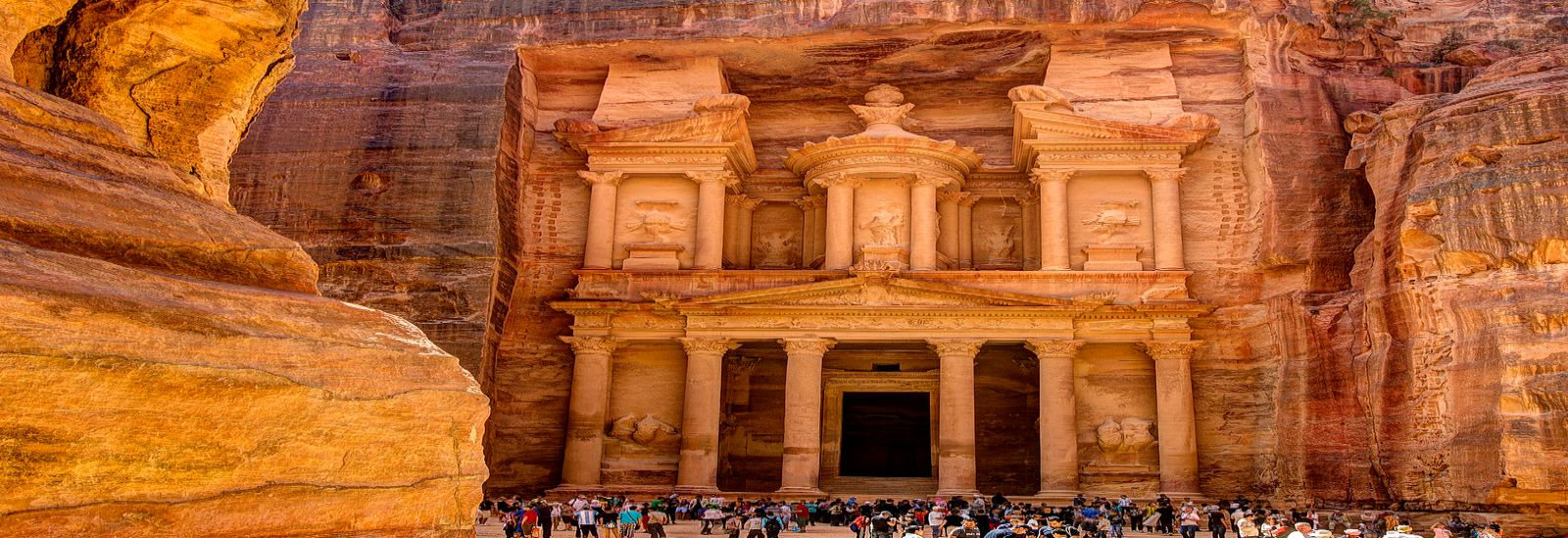 From Jerusalem/Tel Aviv: 3 Day Tour to Petra, Wadi Rum and Jordan Highlights