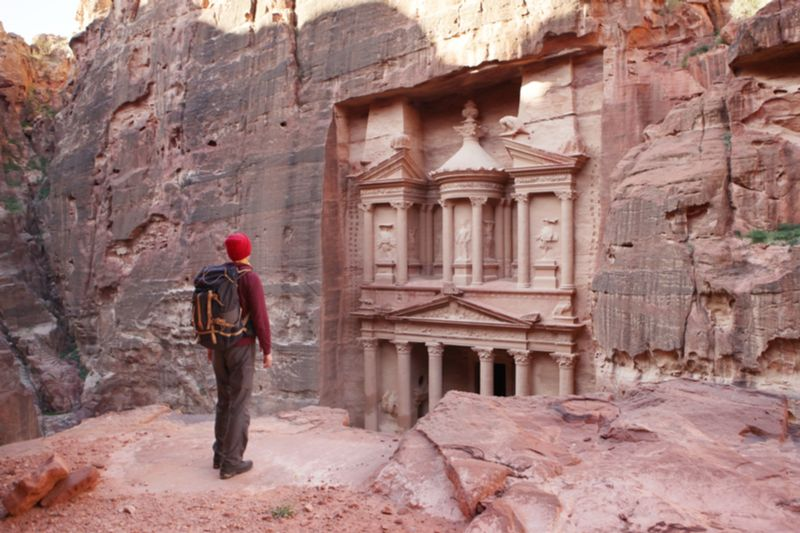 Petra And Wadi Rum Tour From The Dead Sea -2 Days