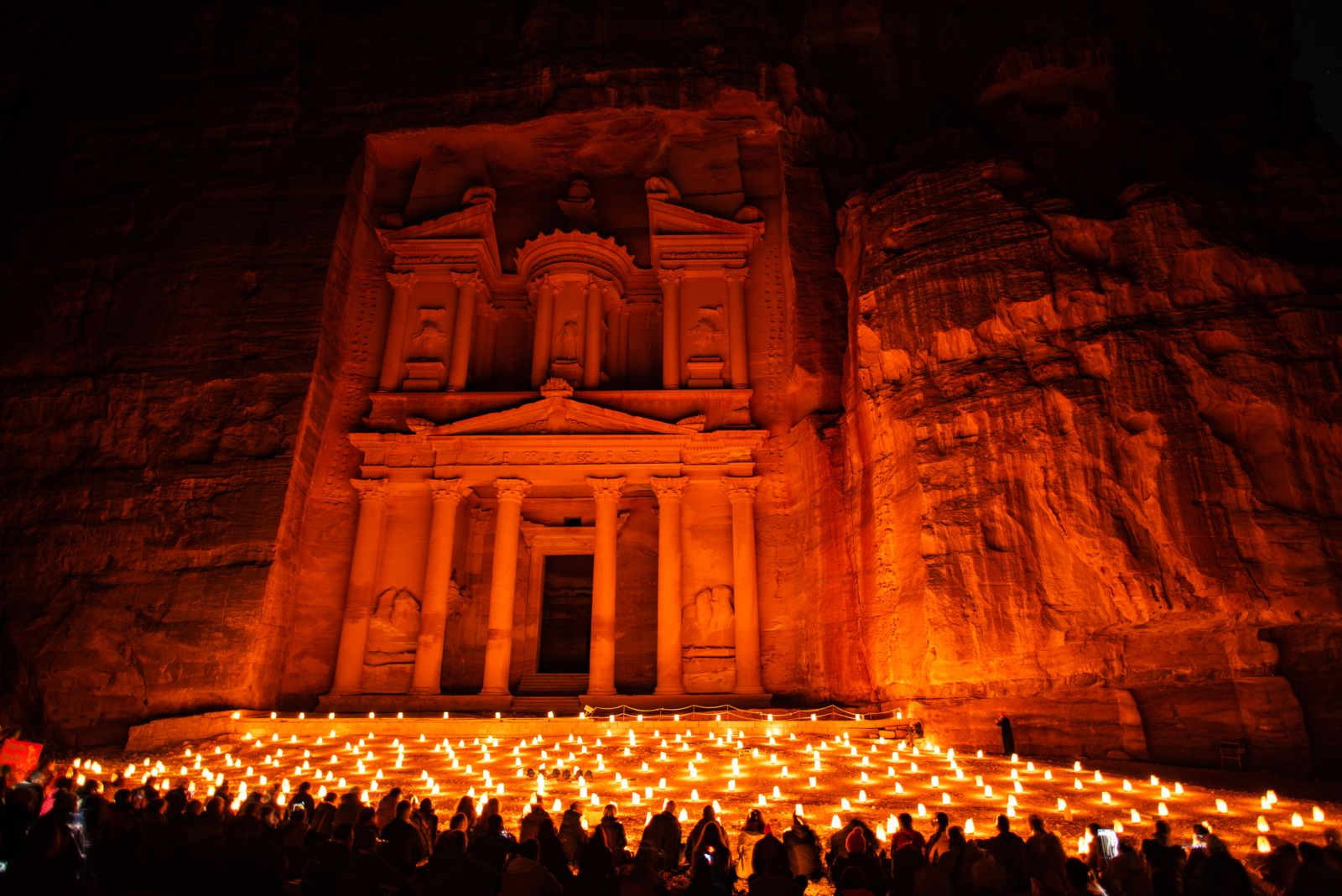 3 Day Petra And Wadi Rum With Petra By Night Show From Tel Aviv and Jerusalem