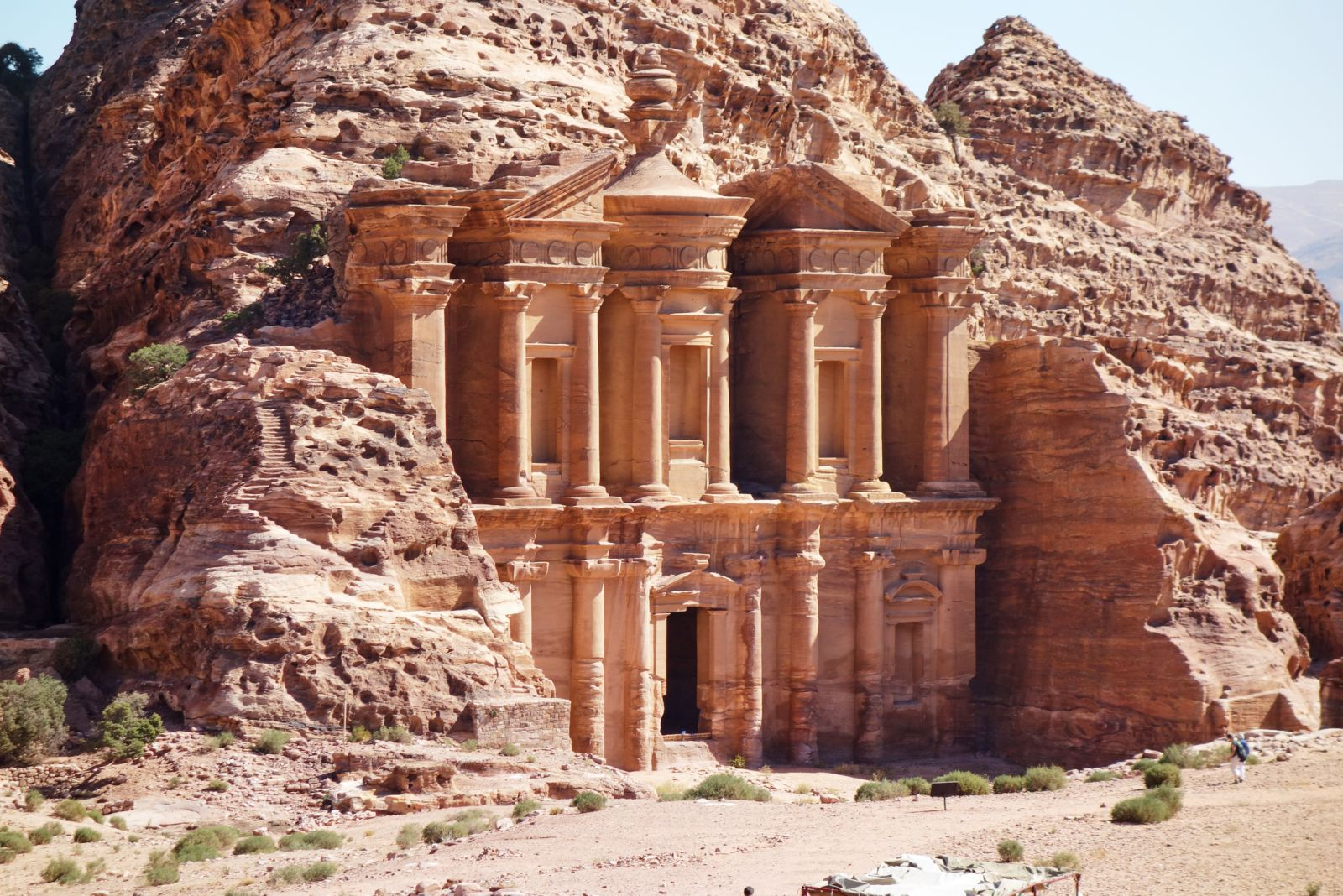 Petra, Wadi Rum and Jordan Highlights 3 Day Tour from Jerusalem