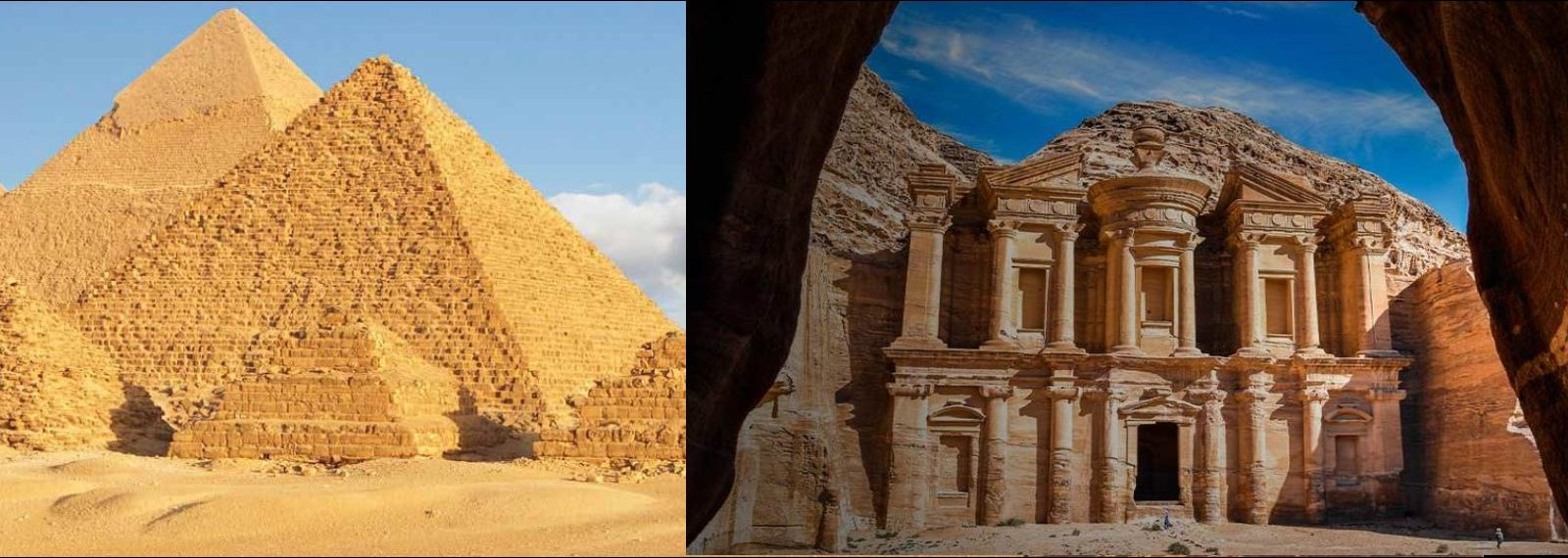 2 Day Tour to Petra and Cairo From Tel Aviv