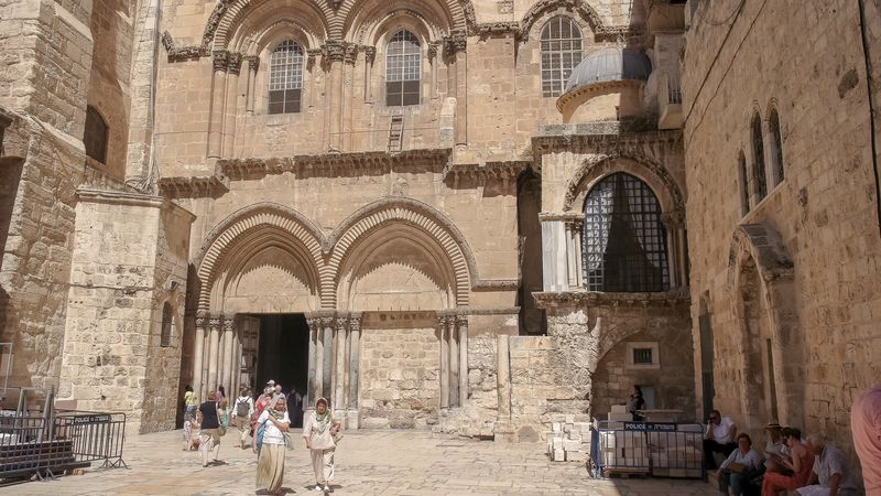 Jerusalem Old City & Church of the Holy Sepulchre Tour