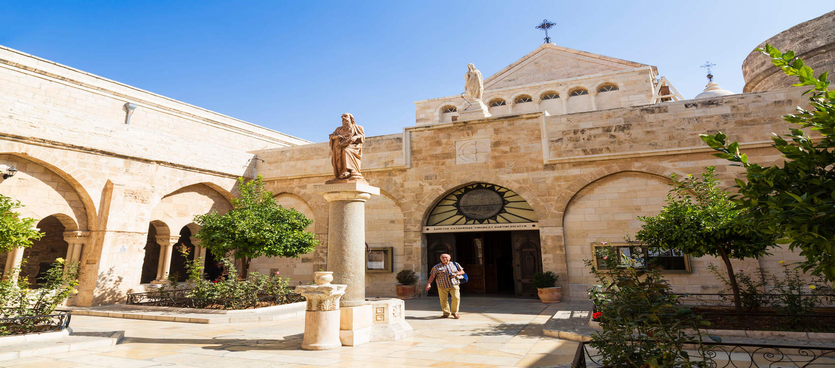 From Eilat: Jerusalem, Bethlehem and Dead Sea Tour $79.00