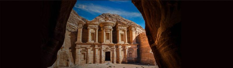 Petra Tour from Aqaba - 1 day $139