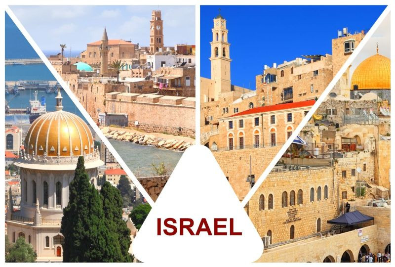6 Day Classical Israel Tour Package