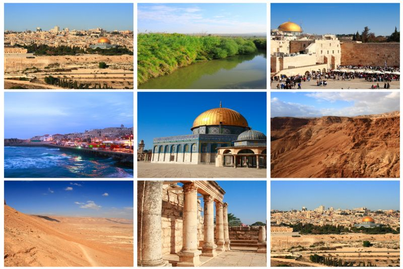 9 Day Christian Biblical Holy Land Israel Tour