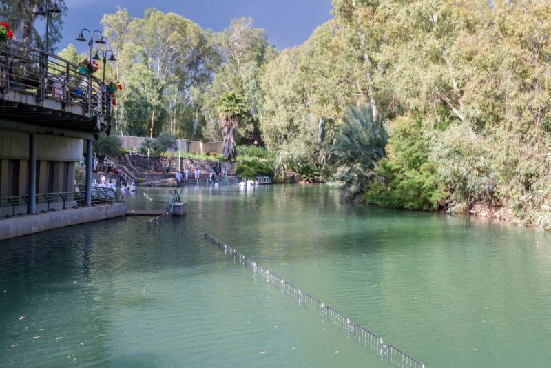 Jericho, Jordan River and Dead Sea Guided Tour