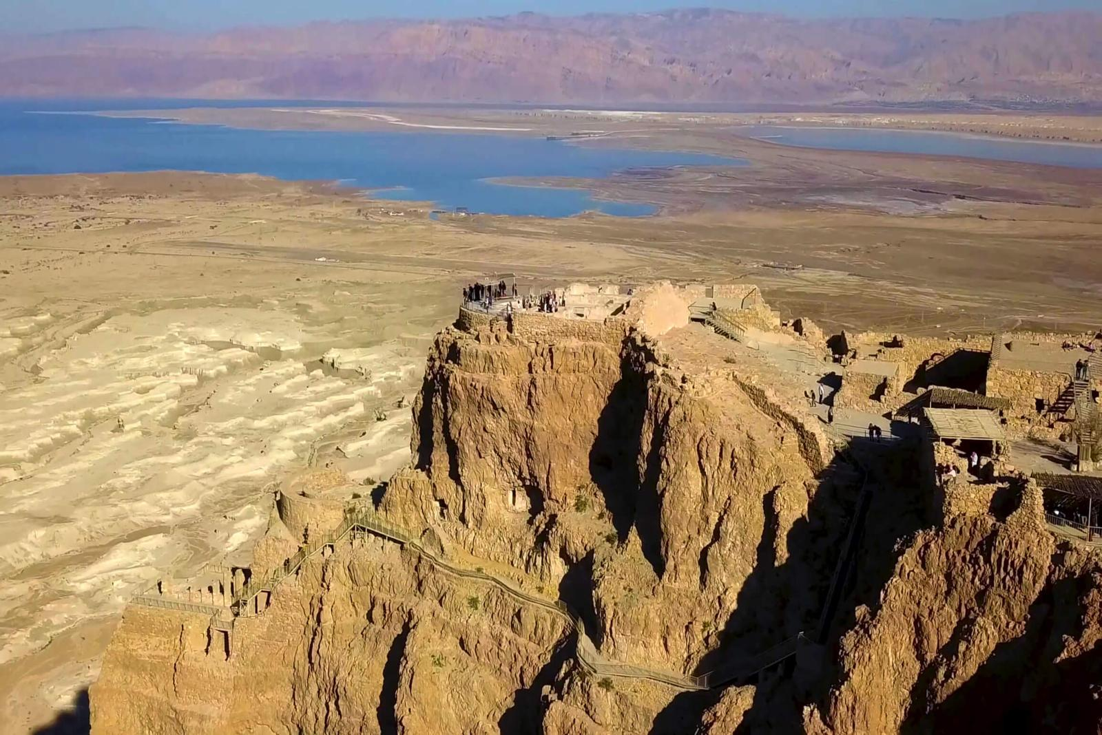 Masada,Ein Gedi And Dead Sea Tour from Tel Aviv $65