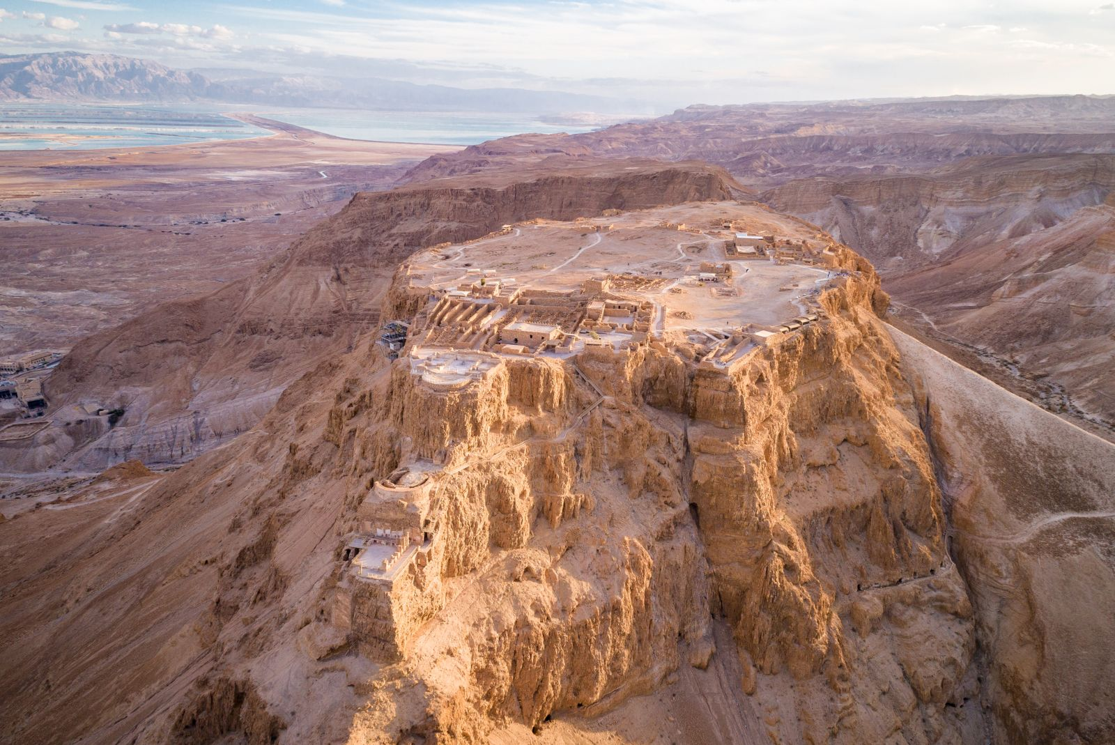 Masada,Ein Gedi And Dead Sea Tour from Jerusalem for Only $65