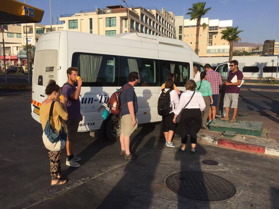 Dead Sea Shuttle transfer everyday from Jerusalem and Tel Aviv