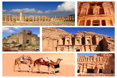 Petra and Wadi Rum 2 Day Tour From Eilat $250