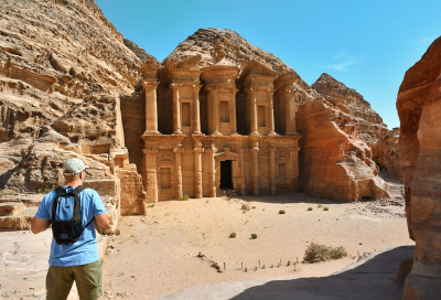 Petra Day Tour From Eilat $185