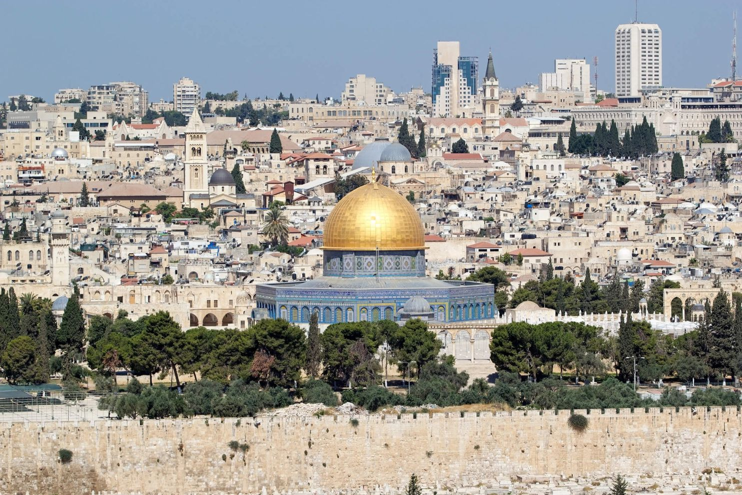 Jerusalem,Bethlehem and the Dead Sea Tour From Tel Aviv only $65