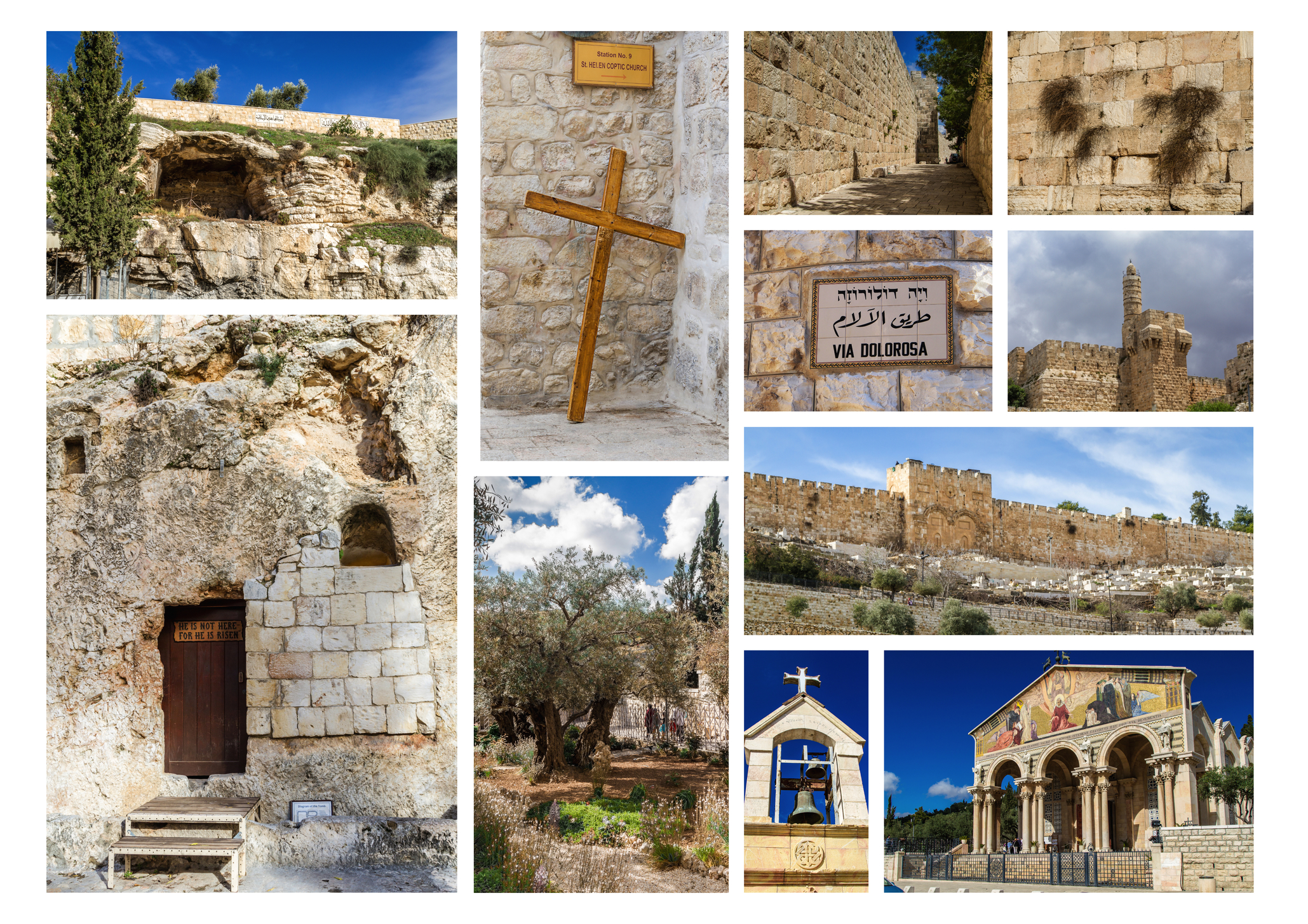 Jerusalem In the Footsteps of Jesus Tour