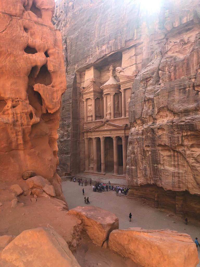 Petra and Wadi Rum 3 Day Tour from Jerusalem - Only $320