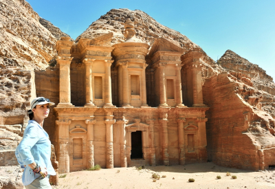 From Aqaba:1 day Petra Tour