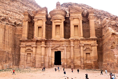 Round trip to Petra 1 Day From Eilat