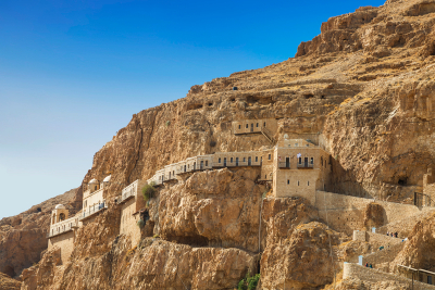 From Jerusalem/Tel Aviv: Bethlehem and Jericho tour $59