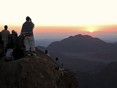 Day tour to Mount Sinai Sunrise Express