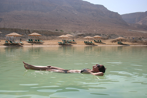 Private Tour From Eilat to Masada and the Dead Sea