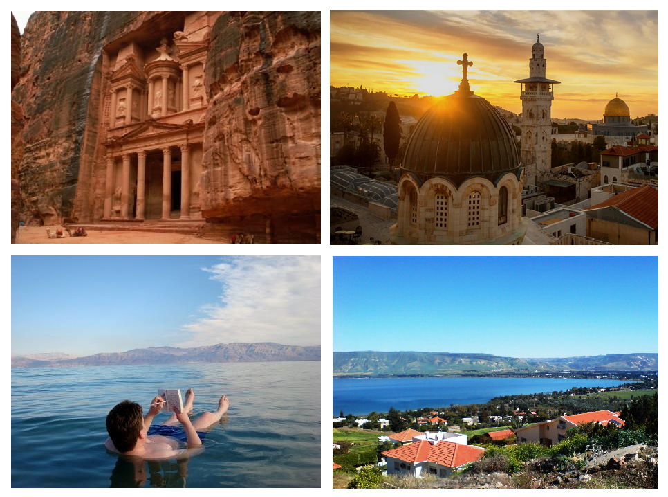The Best of Israel & Jordan 8 Days Tour