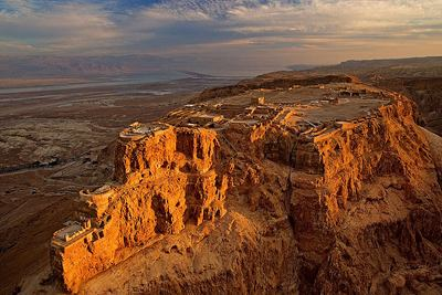 Private tour of Masada and Dead Sea from Tel Aviv/Jerusalem